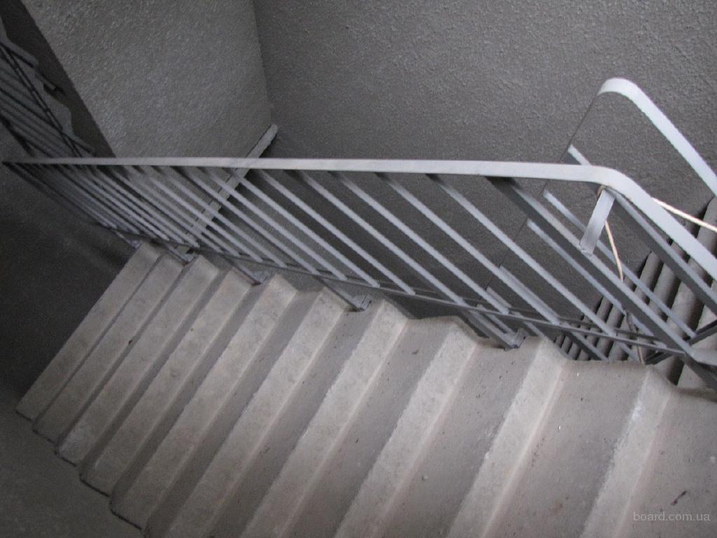 Перила для железобетонной лестницы продать квартиру на жби