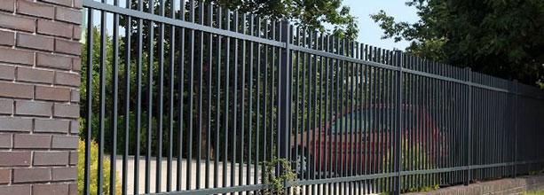 забор-из-металлического-прута