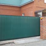 Выбор откатных ворот по техническим характеристикам