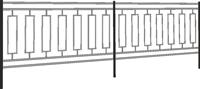 Тип 4 Тр.20х20мм – 1320 руб/м2 Тр.15х15мм – 1250 руб/м2