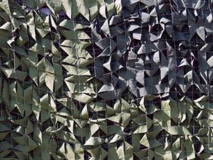 Маскировочная сетка для металлического забора